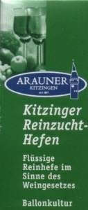 """"""" Arauner"""" Hefe-Lebendkultur """" Portwein"""" (20ml) - für volles Aroma - Vorschau 2"""