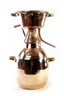 """"""" CopperGarden®"""" Destille Alquitara, 10 Liter (traditionell)"""