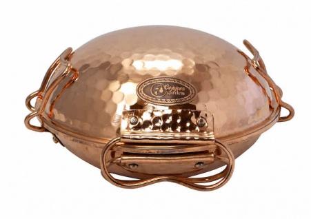 """ CopperGarden®"" 18 cm Cataplana Bräter"