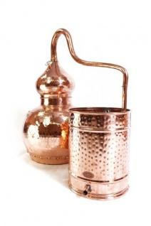 """"""" CopperGarden®"""" Alembik 30 Liter """" ECO"""" - günstiges Einsteigermodell"""