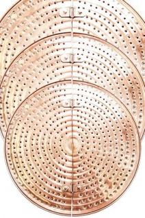 """"""" CopperGarden®"""" Maischesieb 200 Liter aus Kupfer - damit Ihre Maische nicht anbrennt - Vorschau 2"""