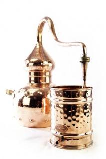 """"""" CopperGarden®"""" Destille Alembik 5L - genietet & biodicht"""