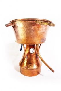 """"""" CopperGarden®"""" Destille Alquitara ? 75 Liter ? für ätherische Öle - Vorschau 3"""