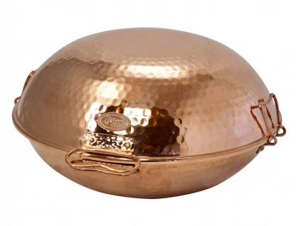 """ CopperGarden®"" 36 cm Cataplana Bräter"