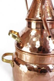 """"""" CopperGarden®"""" Destille Alquitara ? 75 Liter ? für ätherische Öle - Vorschau 5"""