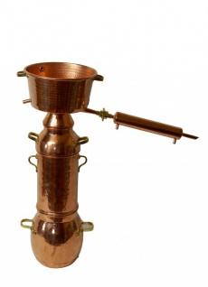 """"""" CopperGarden®"""" Destille ALQUITARA PLUS 10 Liter für ätherische Öle"""