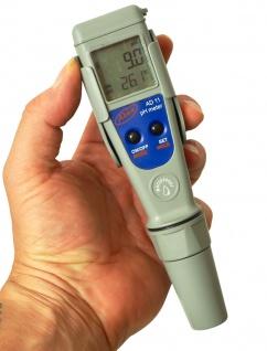 """ Adwa"" PH-Tester ? elektronisches PH-Messgerät ? Refraktometer"