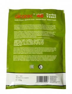 ALCOTEC Turbohefe 48H ? Spezial Frucht & Korn ? 14% in 36 Stunden ? 20% in 4 Tagen - Vorschau 4
