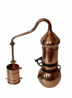 """ CopperGarden®"" Destille Kolonnenbrennerei ? 2 Liter"