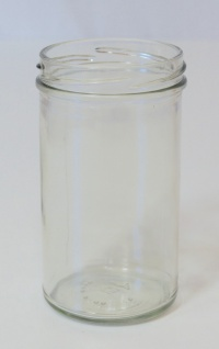 Einmachglas (277 ml) Klarglas mit weitem Hals (66mm)