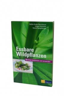 Essbare Wildpflanzen: 200 Arten bestimmen und verwenden - Vorschau 1