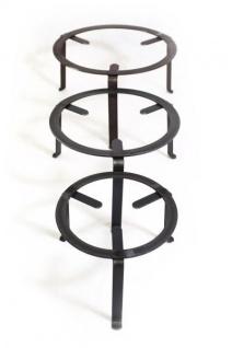 Dreibein Ständer 30 cm, Schmiedeeisen - Kochen auf offenem Feuer