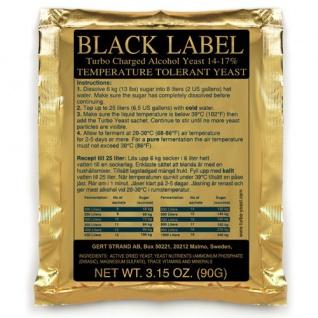 """ Prestige"" Edel-Turbohefe Black Label 14% - Vorschau 4"