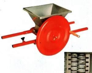 Obstmühle, 12 Liter, mechanisch - praktische Hilfe beim Einmaischen - Vorschau 4