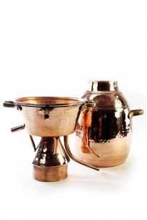 """"""" CopperGarden®"""" Destille Alquitara 25 Liter traditionell"""