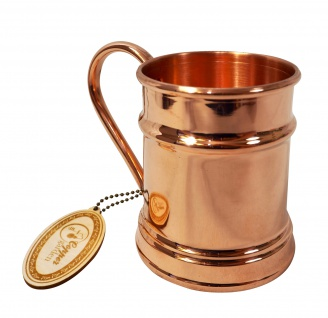 """"""" CopperGarden®"""" Kupfertasse ? Humpen 0, 5 Liter - Vorschau 2"""