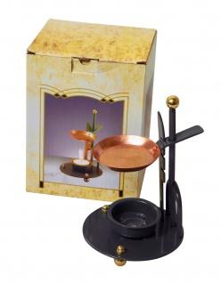 """Aroma- und Räucherlampe """" Copper Dream"""" ? raucharm dank Teelicht"""