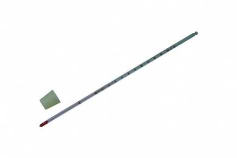SET: Universal Thermometer (20cm) & Silikonstopfen