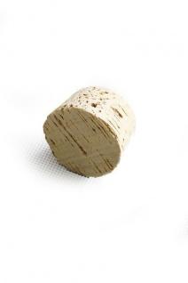 Ballonkorken (28/24 x 27) - passend für kleine Glasballons, Weinflaschen,