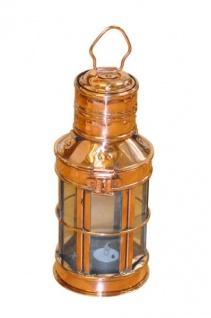 """"""" CopperGarden®"""" Laterne, Kupfer & Glas, 30cm - Vorschau 5"""