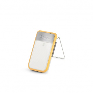""" BioLite"" PowerLight Mini orange - geniale Akkulampe für unterwegs"