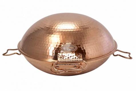 """ CopperGarden®"" 30 cm Cataplana Bräter"