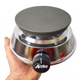 """"""" Ardes"""" Kochplatte Brasero ? 16 cm ? 1000 Watt Leistung"""