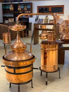 """"""" CopperGarden®"""" Destille """" Hydro"""" 100 Liter mit Al-Ambik® Destillierthermometer"""
