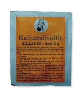 """"""" Arauner"""" Schwefelpulver, 10g, Haltbarmachen & Sterilisieren"""