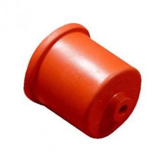 Gärkappe 44 mm mit Loch - für 5 Liter Glasballone - Vorschau 2