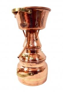 CopperGarden® Destille Alquitara 2 Liter ? für ätherische Öle