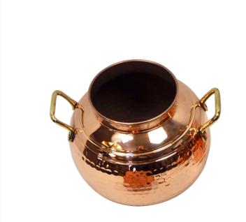 Ersatzteil: Brennkessel für die ESSENCE Kolonnenbrennerei - 2 Liter - CopperGarden®