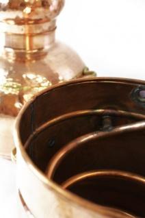 """"""" CopperGarden"""" Destille Alembik 50L, genietet - Vorschau 5"""