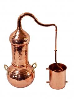 """"""" CopperGarden"""" Destille ESSENCE 2 Liter - Kolonnenbrennerei - Vorschau 4"""