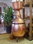 """ CopperGarden"" Destille Alquitara 75L"