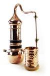 """ CopperGarden®"" Kolonnenbrennerei 5L & Thermometer"
