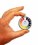 Al-Ambik® PH Indikatorpapier PH 1-14 ? 5 Meter Rolle ? Universal PH-Tester