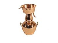 """"""" CopperGarden"""" Miniatur Destille Alquitara"""