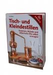 Tisch- und Kleindestillen - legal Destillieren mit der Minibrennerei