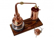 """ CopperGarden®"" Whiskydestille 0, 5L Supreme electric 500"