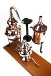 """ CopperGarden®"" Deko-Destille Charentais 0, 5 L"
