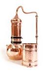 """"""" CopperGarden®"""" Kolonnenbrennerei ? 20 Liter ? mit Thermometer"""