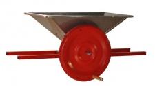Obstmühle, 12 Liter, mechanisch - praktische Hilfe beim Einmaischen