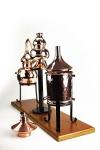 """ CopperGarden®"" Destillieranlage 0, 5L Charentais - Cognacdestille"