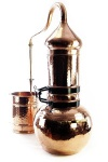 """ CopperGarden®"" Destille - Kolonnenbrennerei 10 Liter"