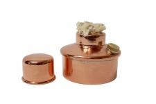 """"""" CopperGarden"""" Spiritusbrenner Premium aus Kupfer"""