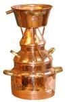 CopperGarden® Alquitara ? 50 Liter ? für ätherische Öle