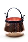 CopperGarden® Kupferkessel ? 40 Liter ? Hexenkessel