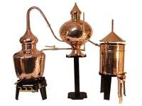 """"""" CopperGarden®"""" Cognacdestille Charentais 20 Liter"""