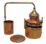 """"""" CopperGarden®"""" Wasserbaddestille """" Hydro"""" 50 Liter"""